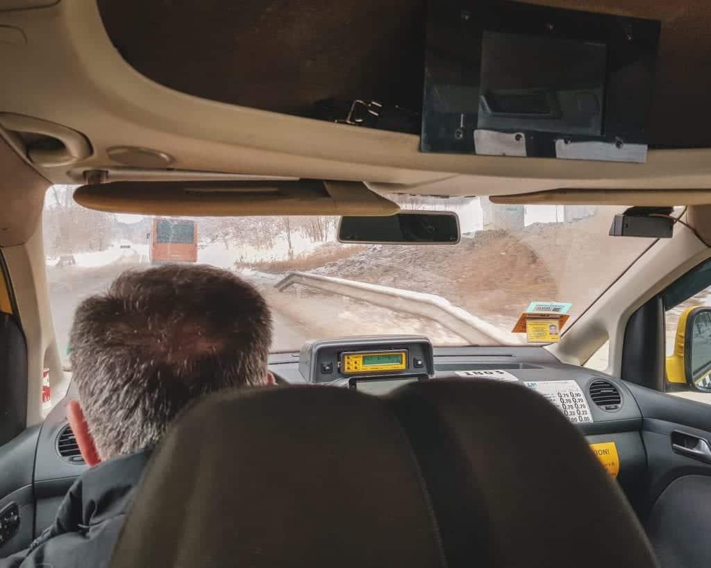 Bulgaria - Pernik - Taxi from Sofia to Pernik