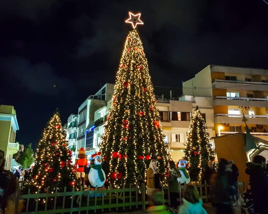 Greece - Crete - Heraklion - Heraklion Christmas Market