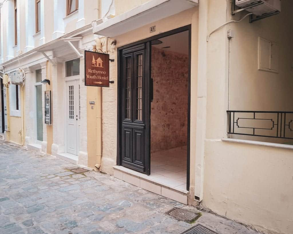 Crete - Rethymnon - Youth Hostel