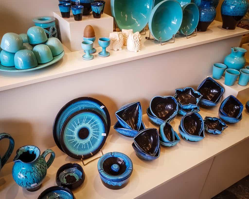 Crete - Rethymnon - Ceramic Pottery