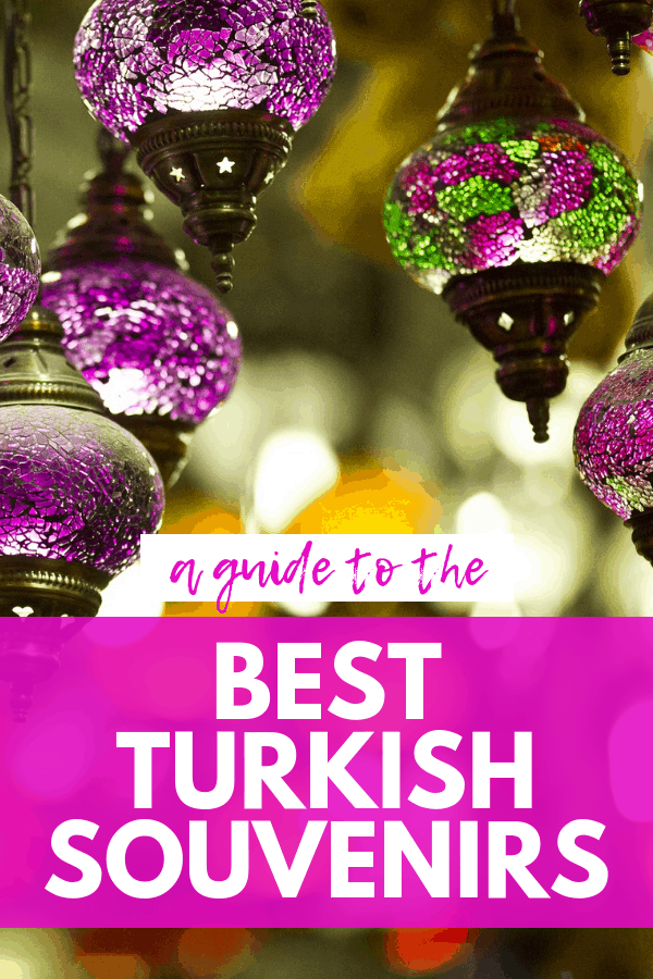 A Guide to the Best Turkish Souvenirs
