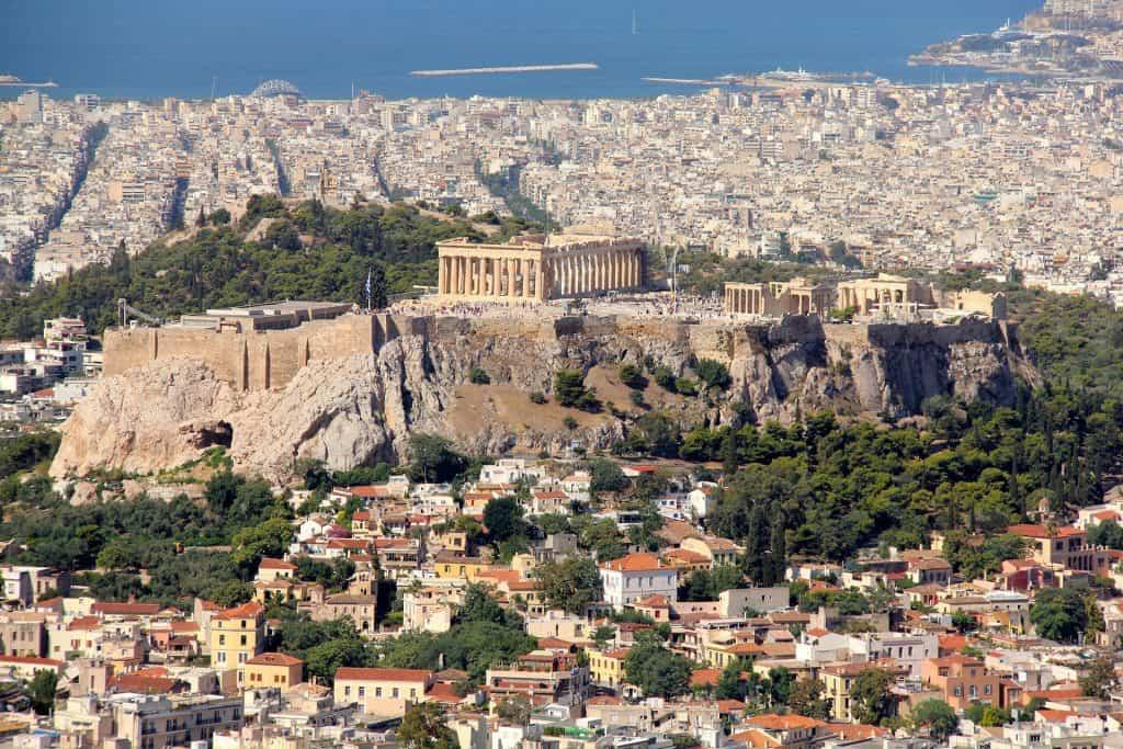 Greece - Athens - Acropolis - Pixabay