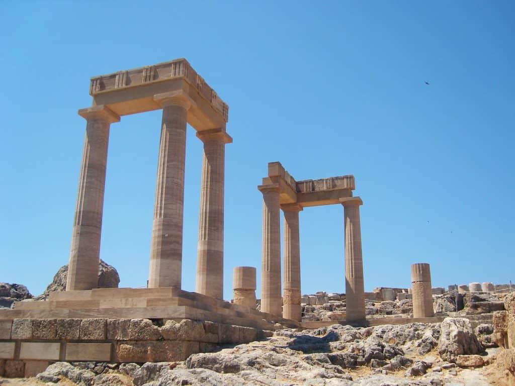 Greece - Rhodes - Lindos - Pixabay