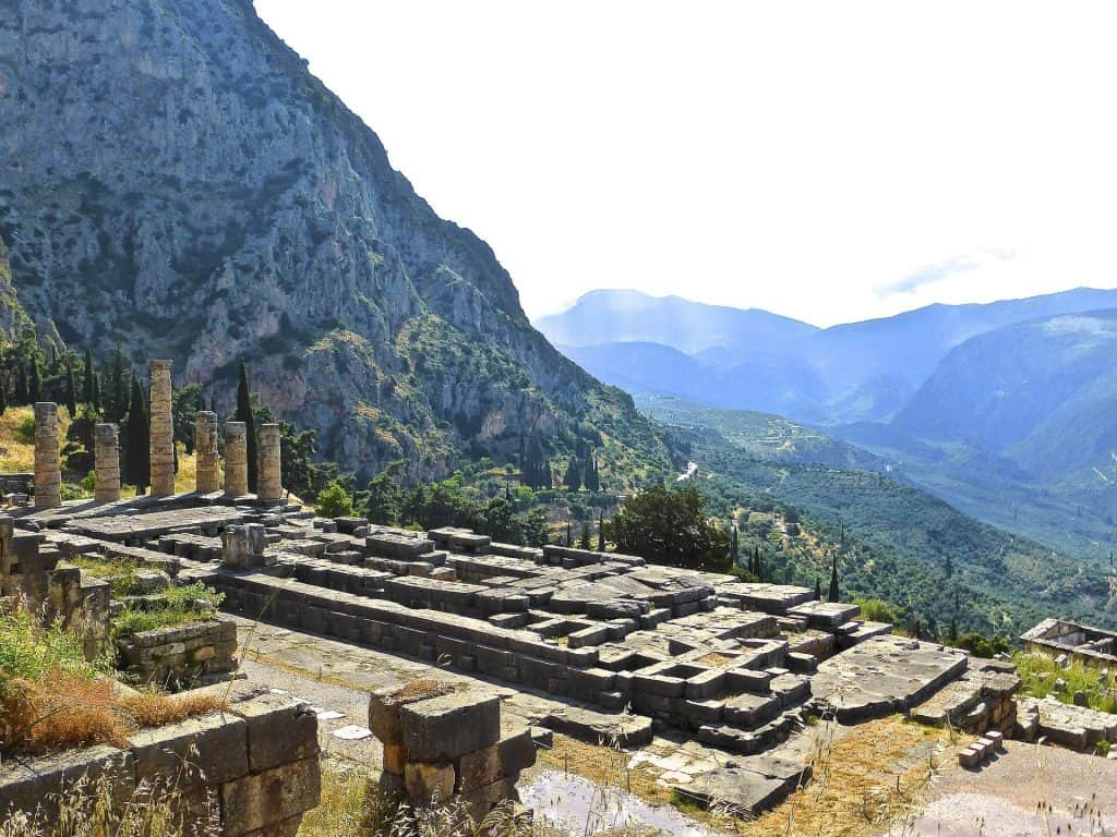 Greece - Delphi - Pixabay