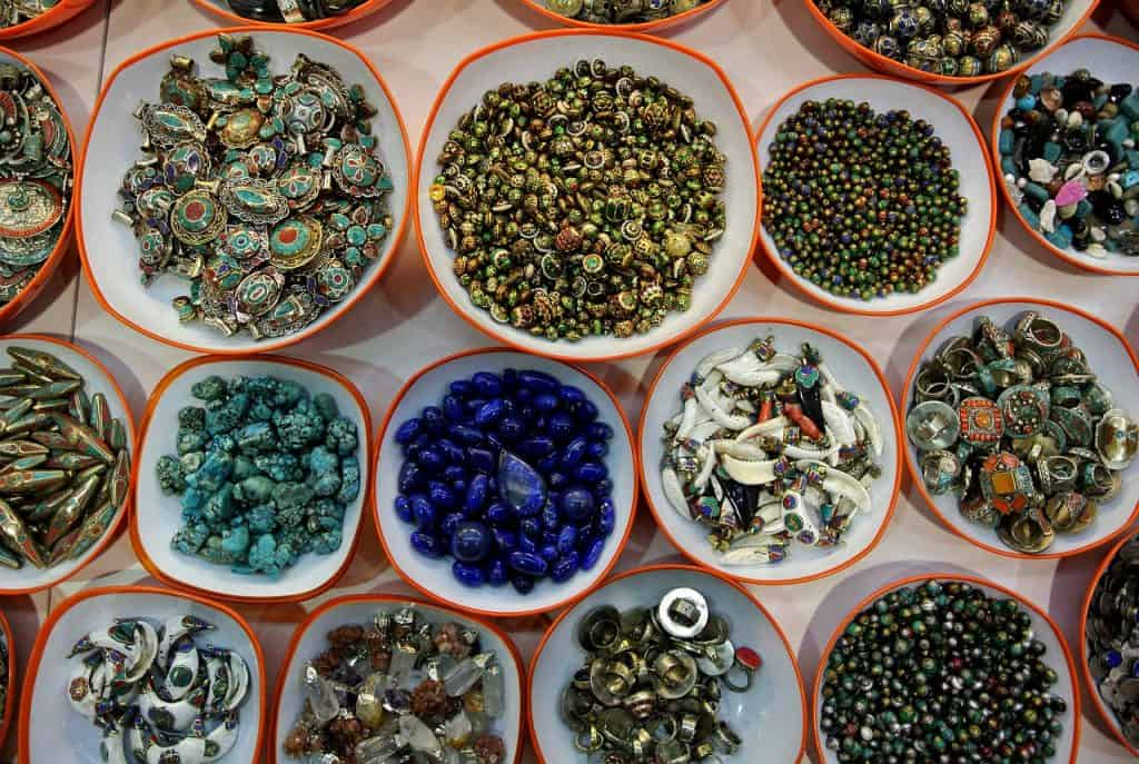 Turkey - Istanbul - Grand Bazaar - Pixabay