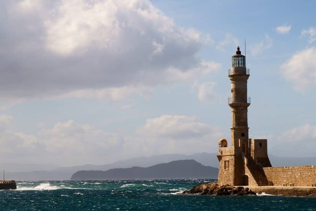 Greece - Crete - Lighthouse - Pixabay
