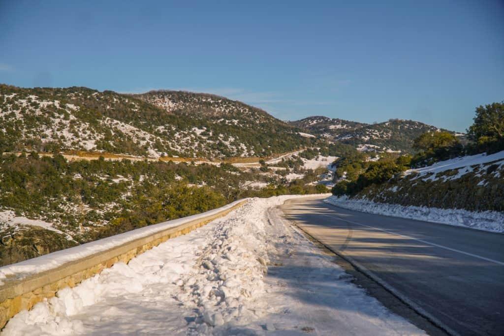 Greece - Meteora - Winter Monasteries