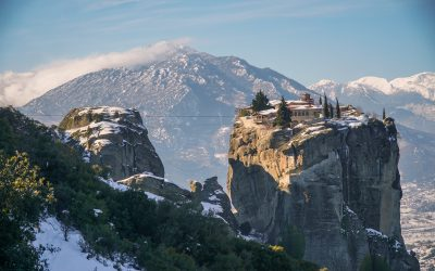 How to Plan a Meteora Day Trip from Thessaloniki (The Right Way)
