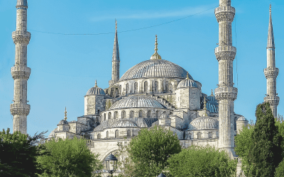 How to Easily Get from Sofia to Istanbul by Train, Bus, & Plane