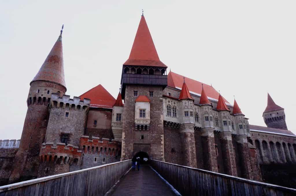 Romania - Transylvania - Corvin Castle Pixabay