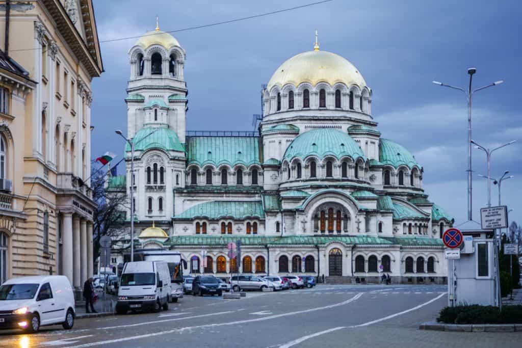 Bulgaria - Sofia - Alexander Nevsky