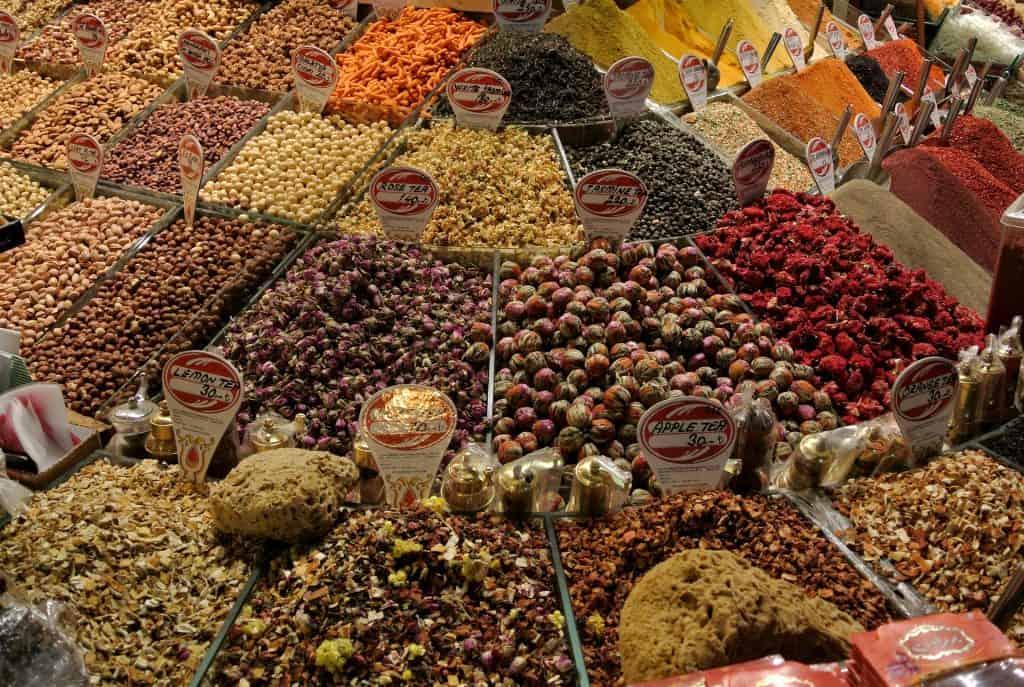 Turkey - Istanbul - Turkish Spices - Pixabay