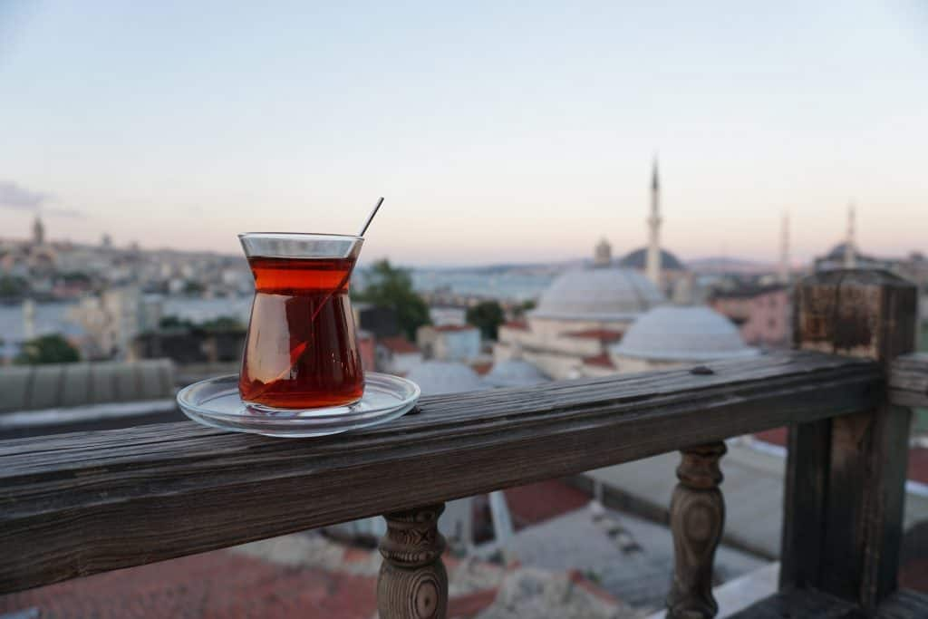 Turkey - Istanbul - Tea - Pixabay