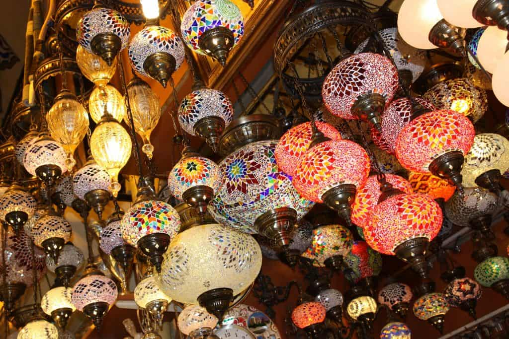 Turkey - Istanbul - Turkish Lanterns - Pixabay