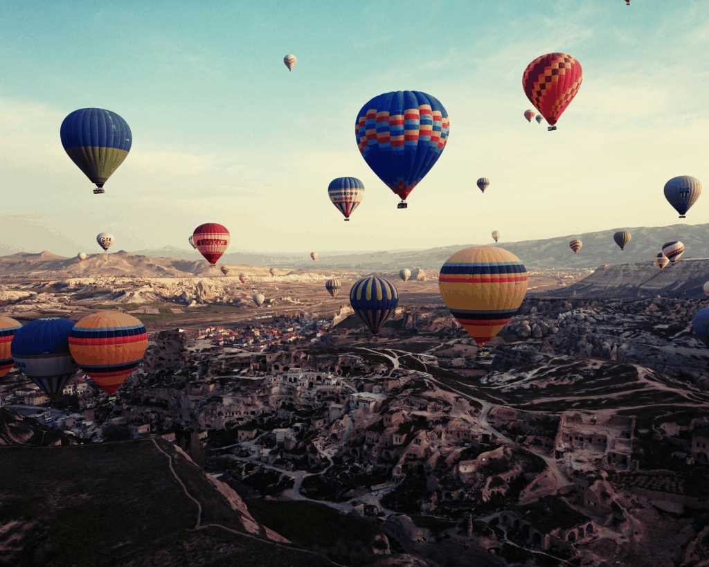 Turkey - Canva - Cappadocia - Best Places to Visit in Turkey