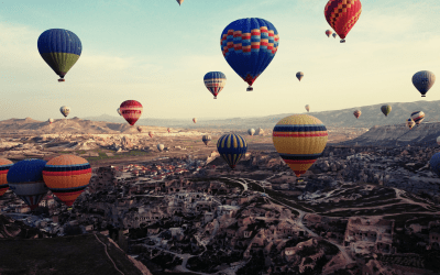 17 of the Best Places to Visit in Turkey for Culture & Adventure Lovers