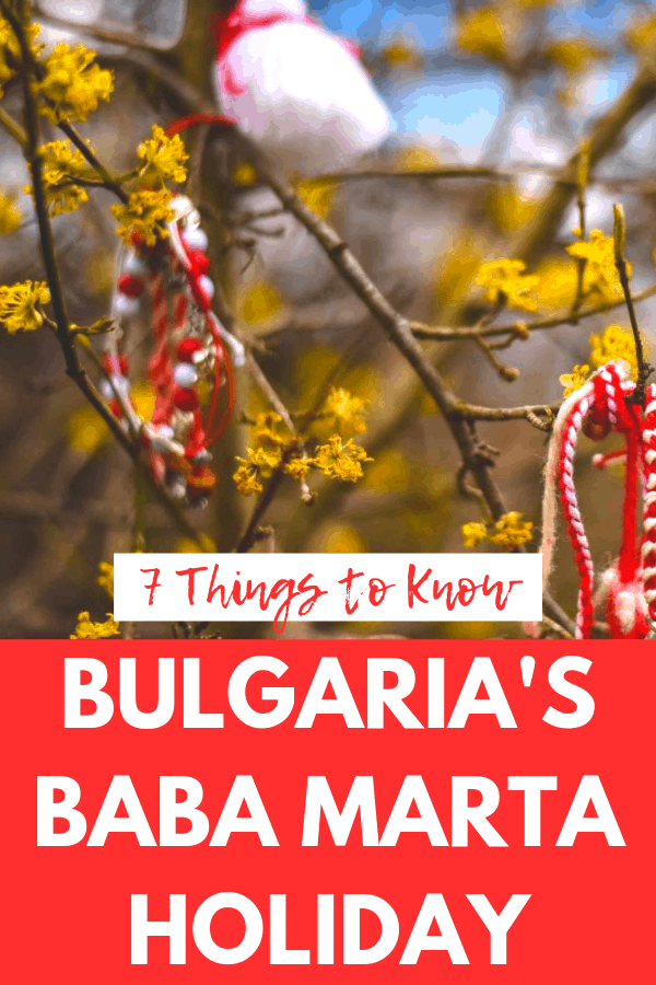Baba Marta & Martenitsa: 7 Facts about this Bulgarian Tradition