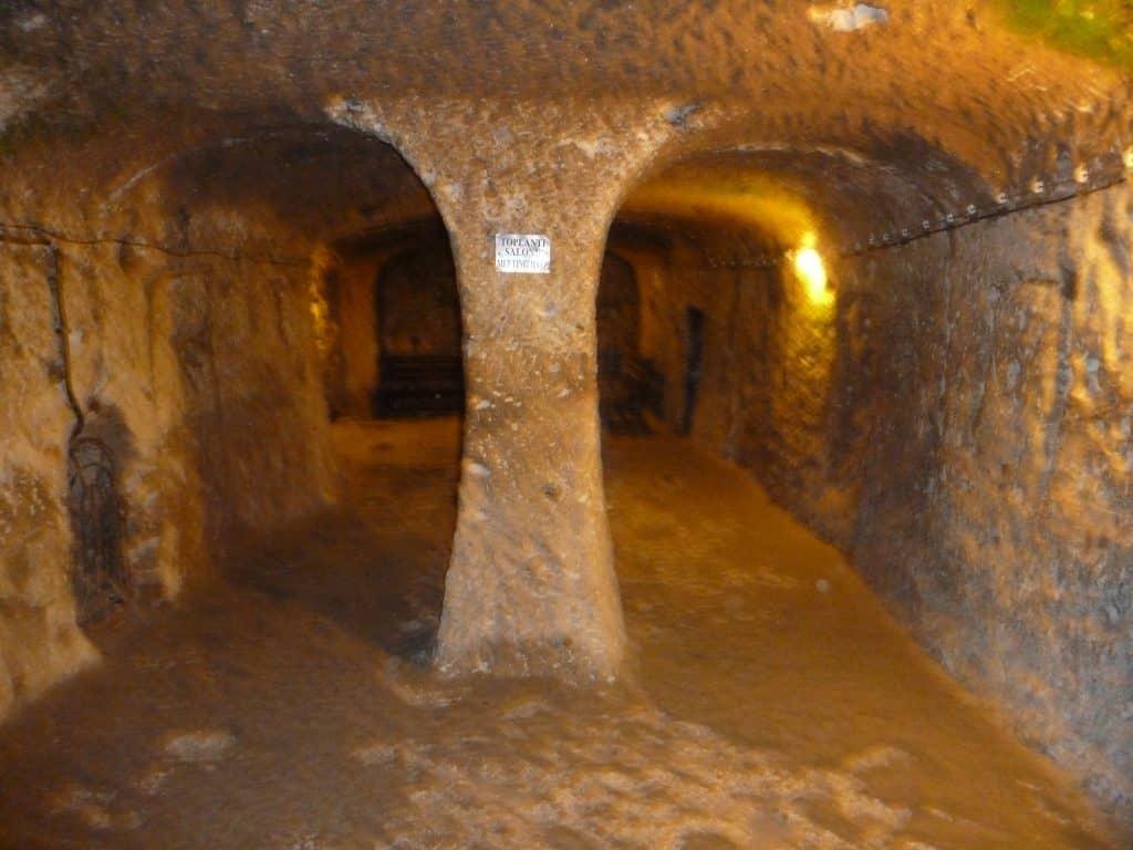 Turkey - Derinkuyu Underground City - Collab