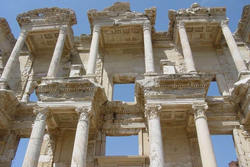 Turkey - Ephesus Library - Collab