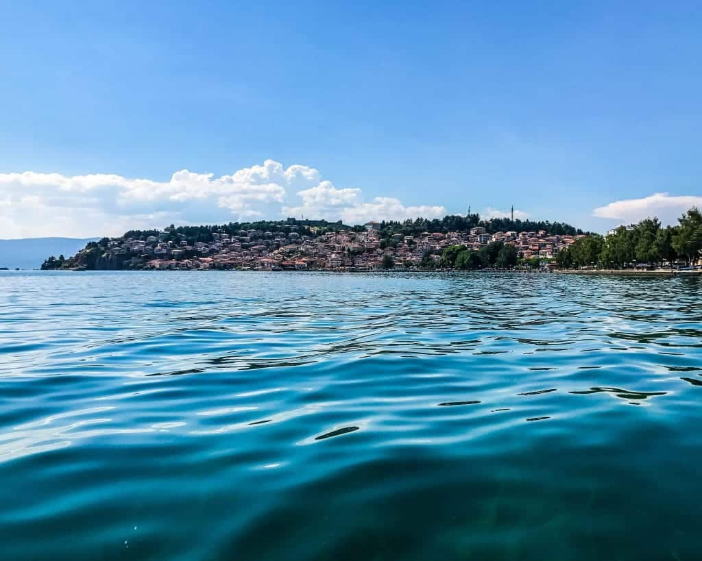 Macedonia - Lake Ohrid - Lake Ohrid