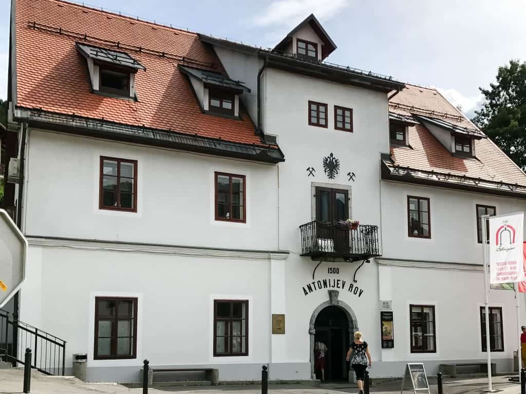 Slovenia - Idrija - Mine