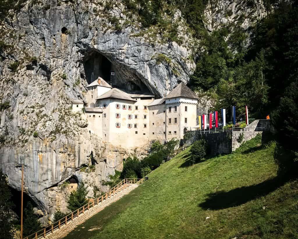 Slovenia - Predjama Castle
