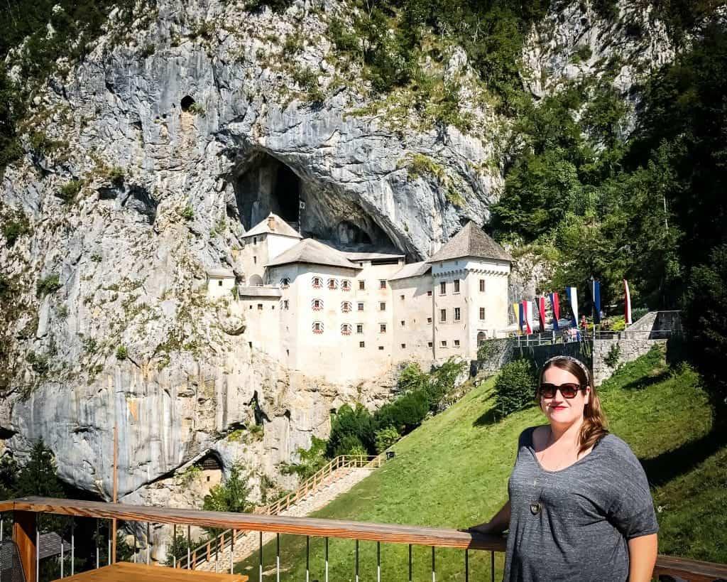 Slovenia - Predjama Castle - Stephanie