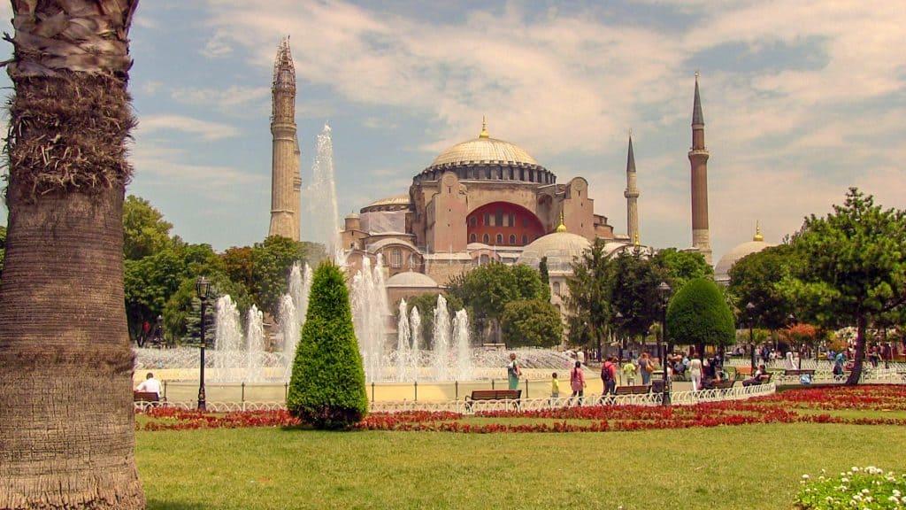 Turkey - Istanbul - Hagia Sophia - Collab