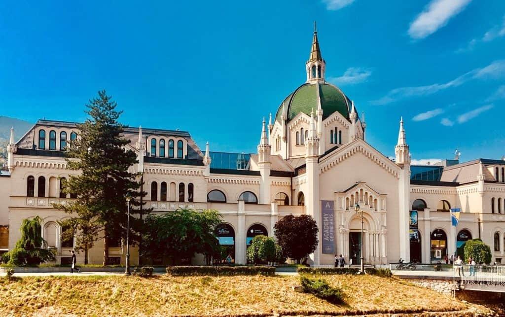 Bosnia - Sarajevo - Pixabay Academy of Arts