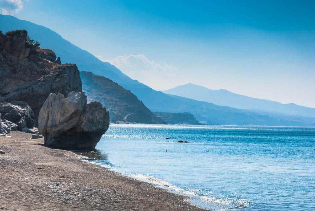 Crete - Preveli Beach - Pixabay