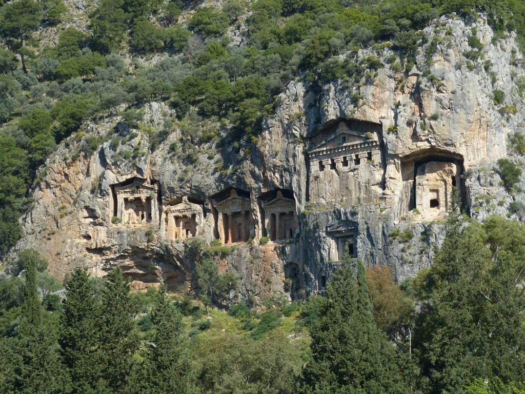 Turkey - Ruins of Myra - Lycia - Pixabay