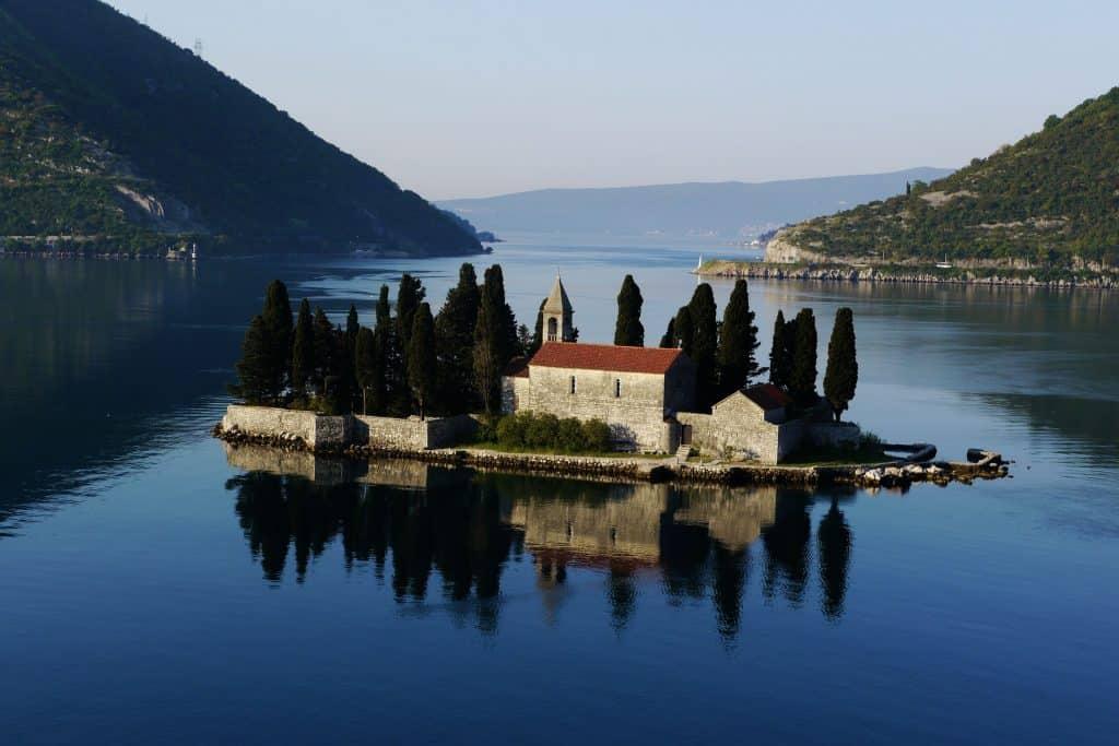 Montenegro - Island of St. George - Perast - Pixabay