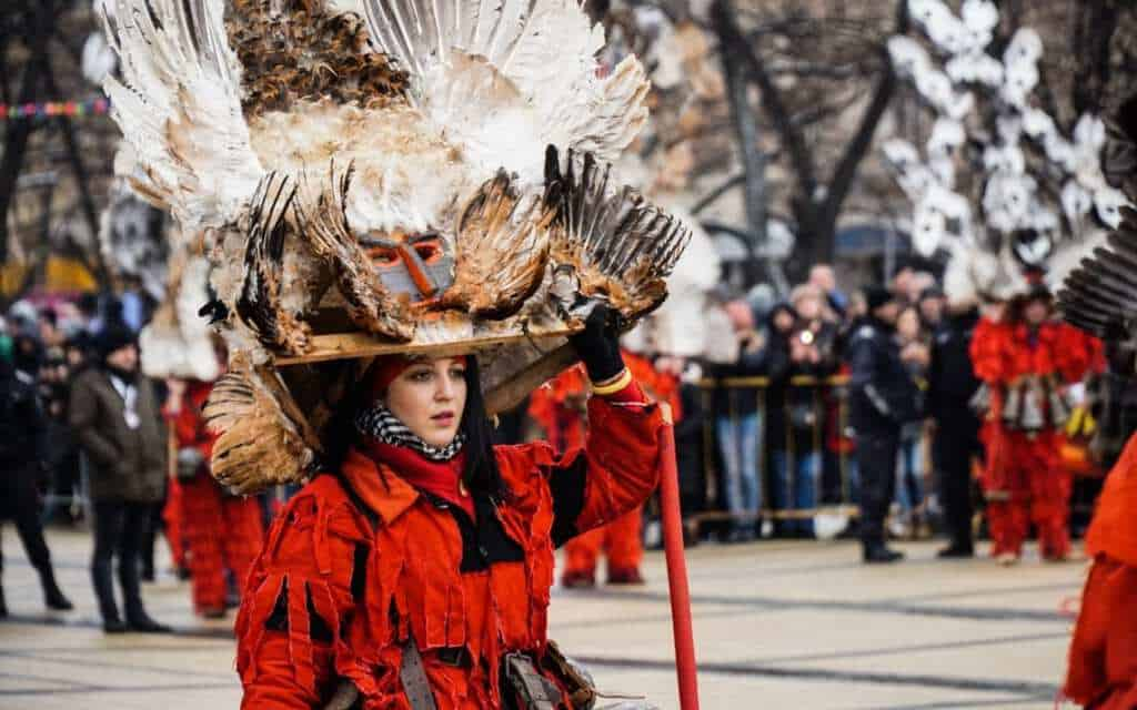 25 Photos of Kukeri, the Pagan Dancers who Guard Bulgaria from Evil Spirits