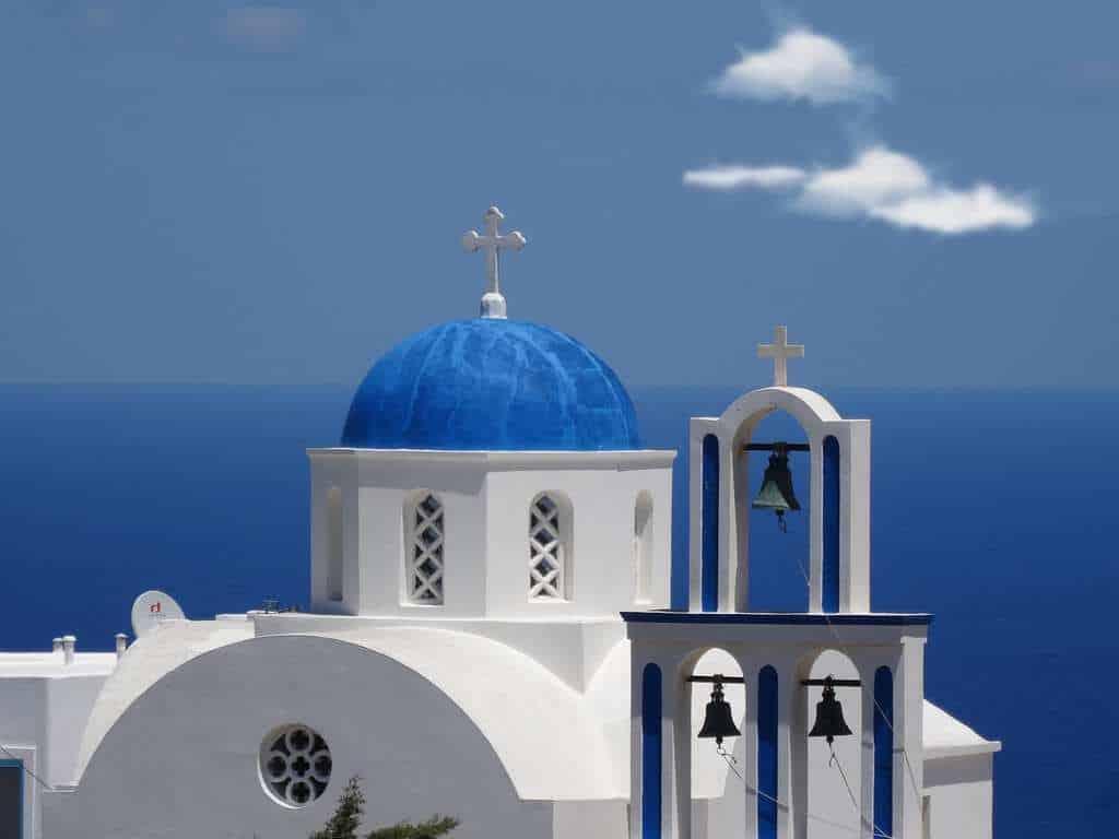 Greece - Santorini - Pixabay