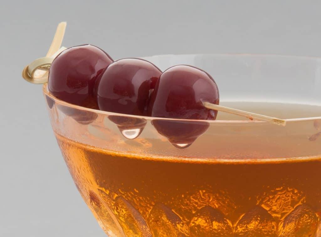 Croatia - Zadar - Maraschino Cherries Cocktail