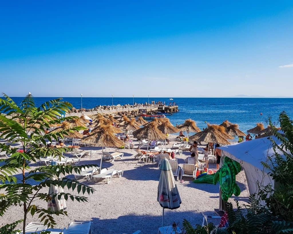 Bulgaria - Nessebar - Beach