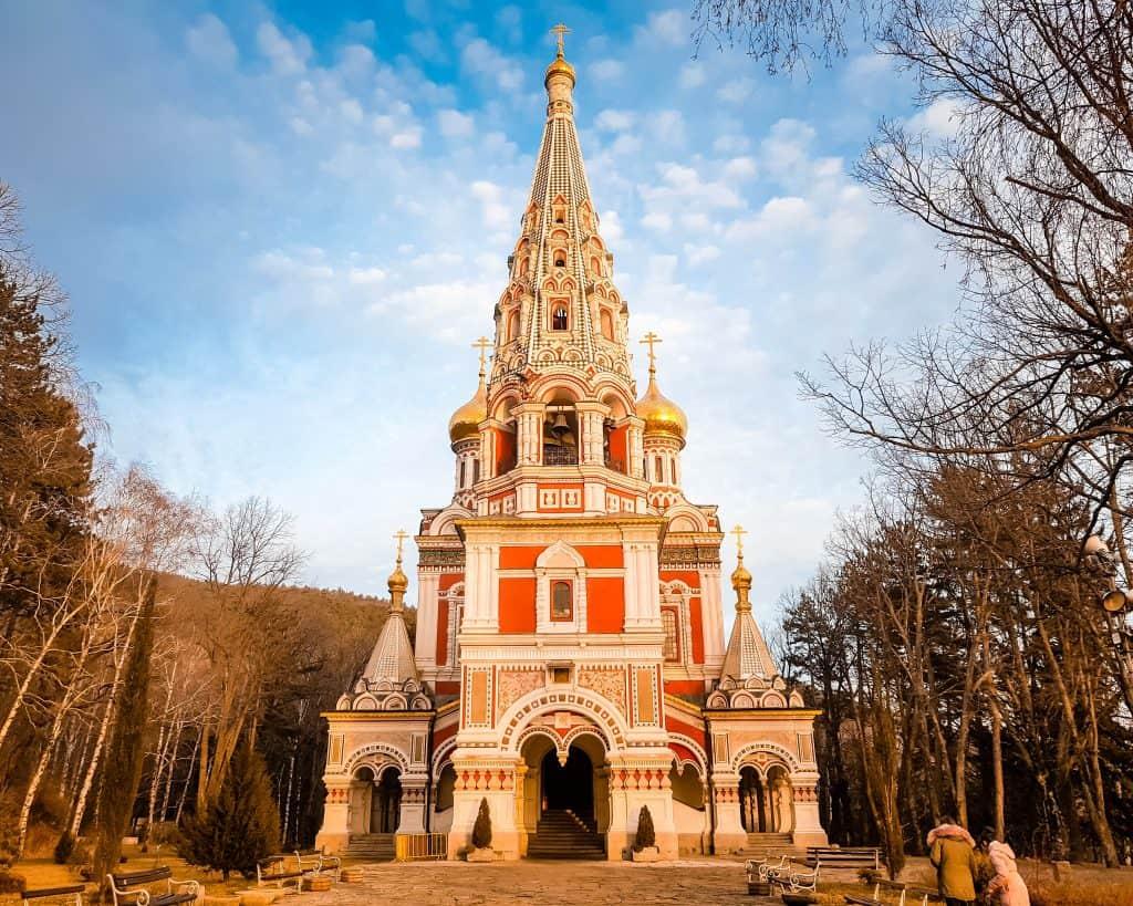 Bulgaria - Shipka - Shipka Memorial Church