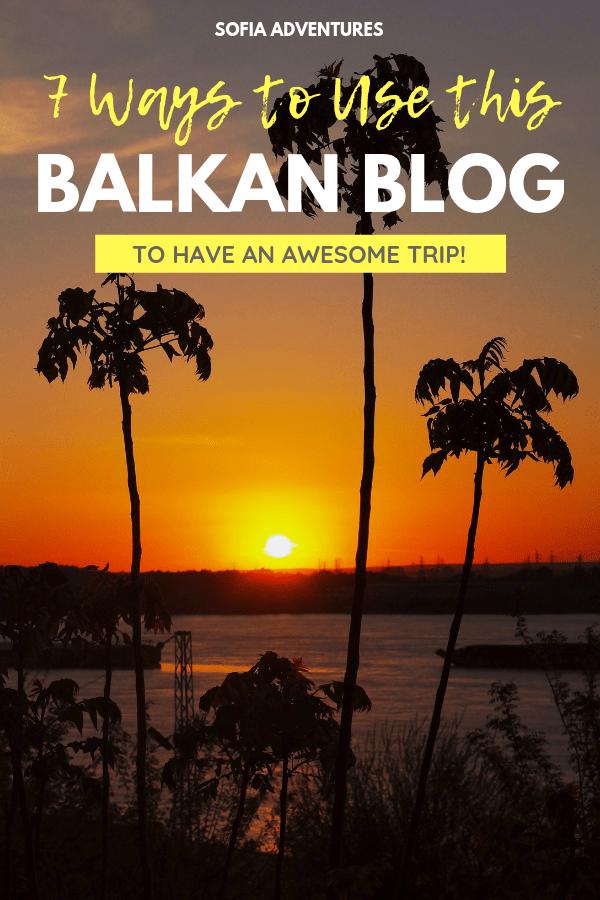 Balkan Travel Blog
