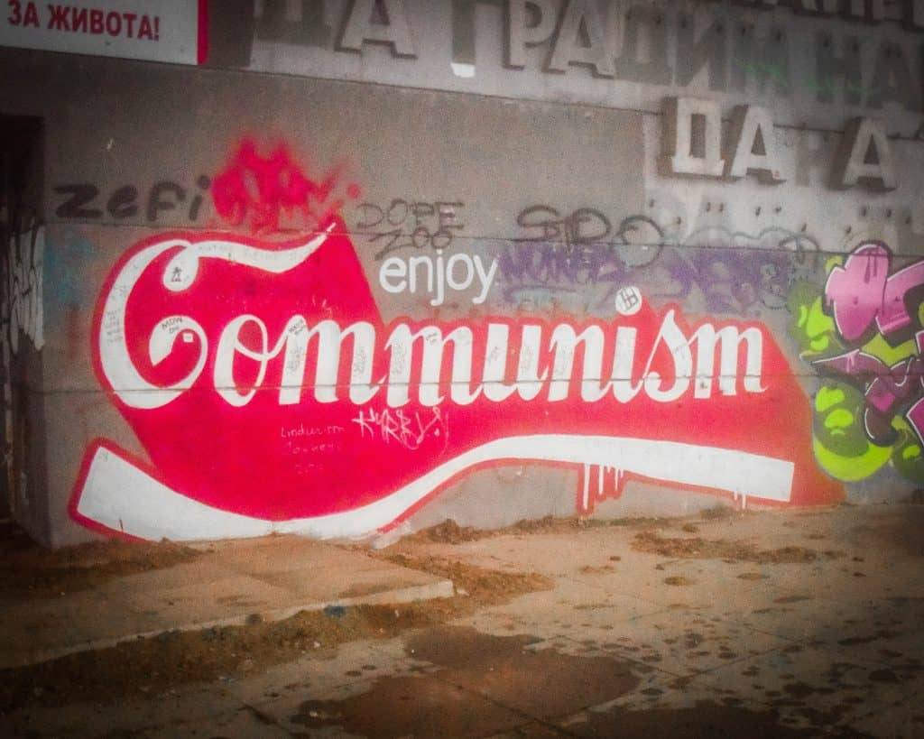 Bulgaria - Buzludzha at Graffiti - Khadzhi Dimitur