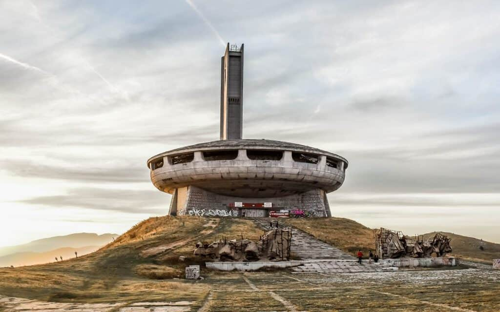 How to Visit Buzludzha: Day Trip to Bulgaria's Communist UFO