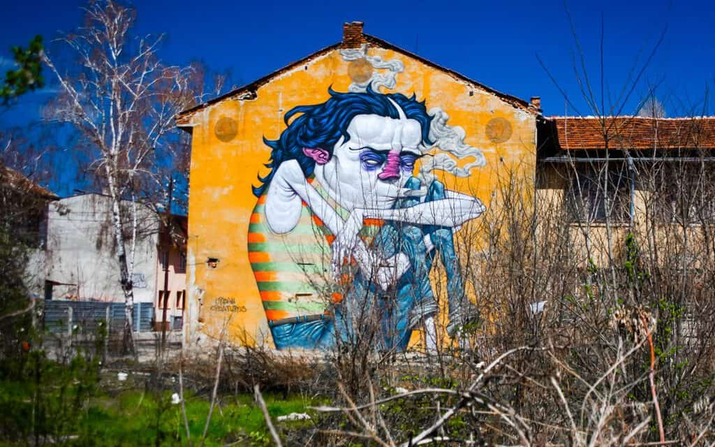 25 of the Best Pieces of Sofia Street Art & Where to Find Them