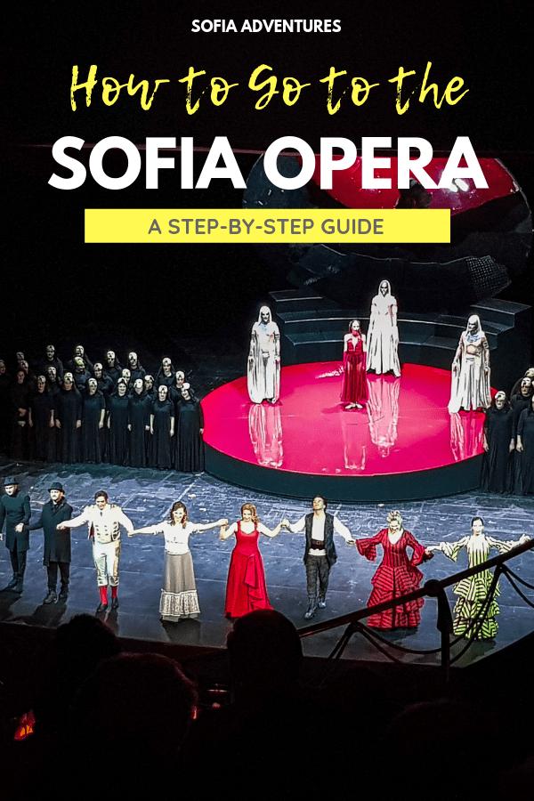 How to Go to the Sofia Opera