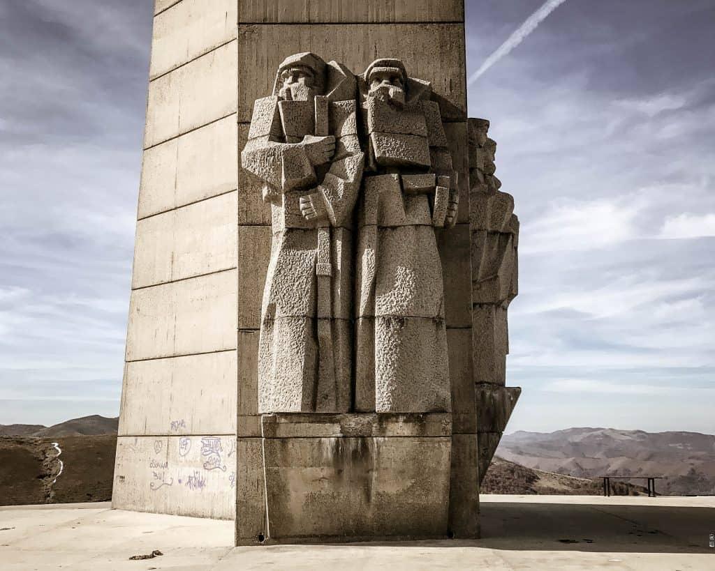 Bulgaria - Beklemeto - Arc of Liberty / Arch of Liberty