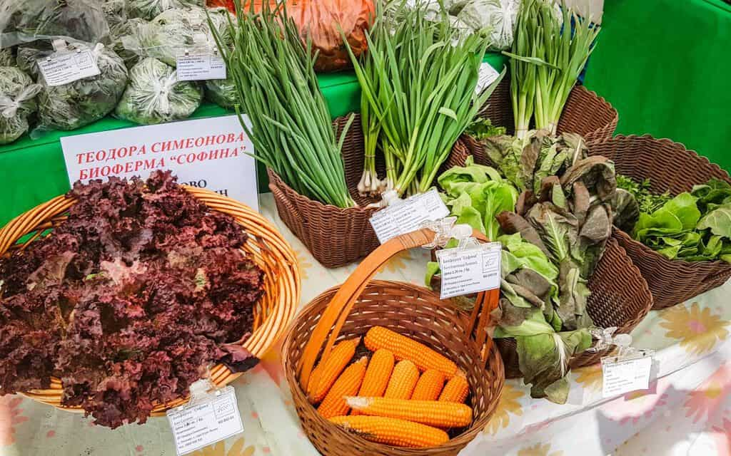 How to Visit the Sofia Farmers' Market & Shop Farm-Fresh