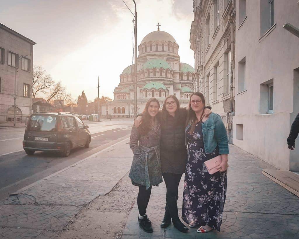 Bulgaria - Sofia - Alexander Nevsky Kate Allison Stephanie