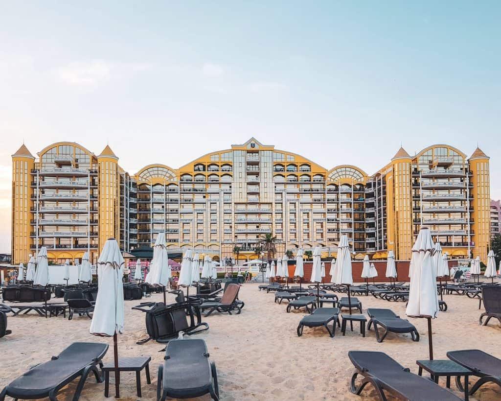 Bulgaria - Sunny Beach - Hotel