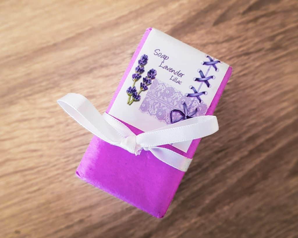 Croatia - Zagreb - Lavender Soap