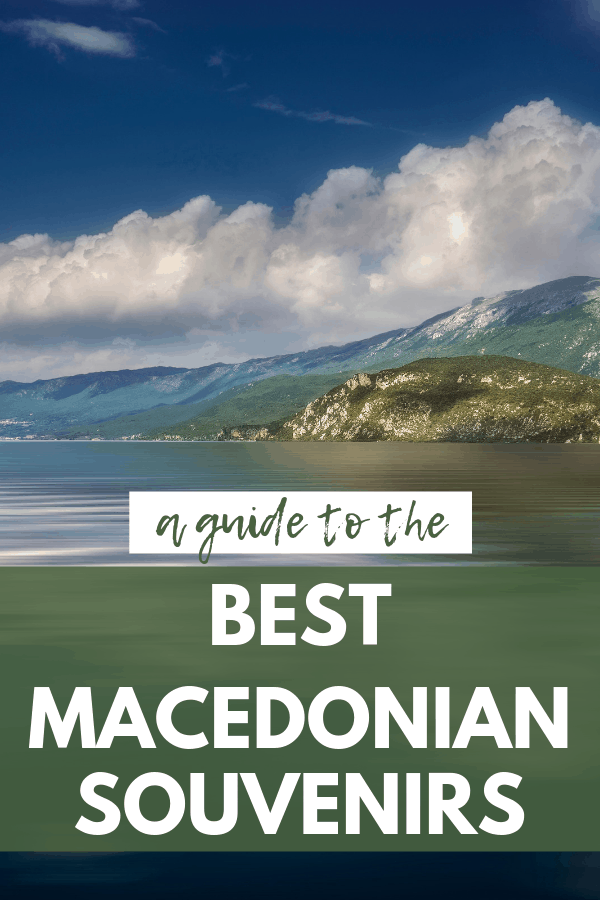 Macedonian Souvenirs and Gifts