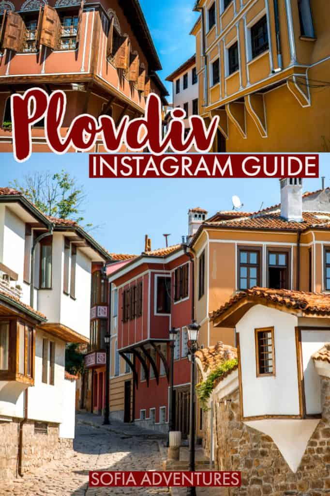 Your guide to Instagramming Plovdiv is here! All you need to know about the best photo spots in Plovdiv, Bulgaria (plus bonus Plovdiv travel tips) including stellar Plovdiv photography locations that you can put into a Plovdiv map. Featuring at least 11 Instagrammable spots in Plovdiv and even more IG inspiration!