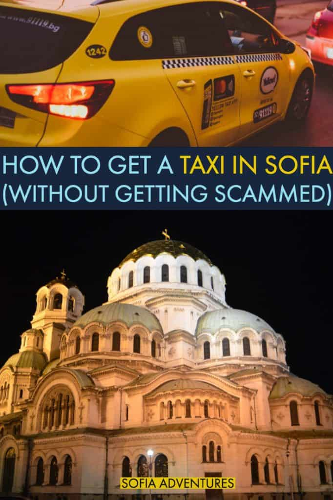 Planning a trip to Sofia, Bulgaria? Enjoy your time in the city worry-free by reading this Sofia taxi guide to help you avoid common Sofia scams and travel to Bulgaria safely.